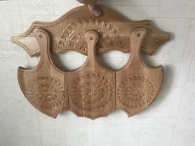 сувенир Русские резные разделочные доски