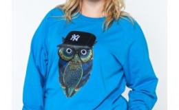 Артикул: MT0371Blue_owl