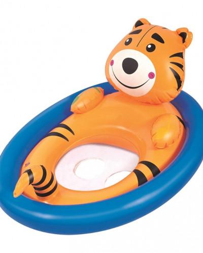 """Круг для плавания с сиденьем """"Животные"""""""