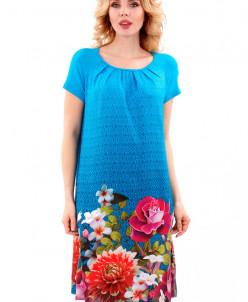 Туника-платье 52-509К Номер цвета: 649