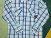 Рубашка на мальчика р.22