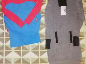 Новая Одежда пакетом р 40-42 цена за всё