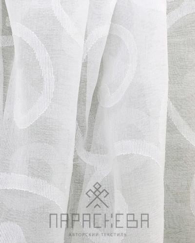 Вербена белая вуаль лен арт.16015