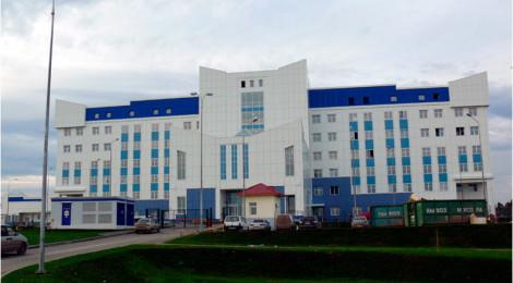 Перинатальный центр краевой КБ