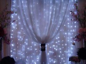 светодиодная штора