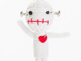 Лостик - кукла, талисман, ручная работа