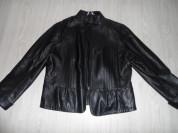 Куртка б/у натуральная кожар-р 50-52