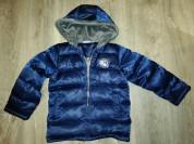 Куртка - пуховик р. 122-128 futurino, мало бу в от