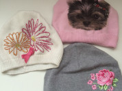 шапочки весна - осень
