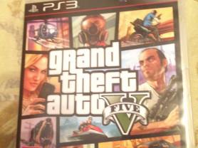 гта5    PS 3