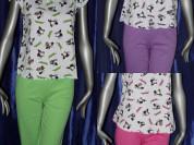 Пижама женская новая две модели