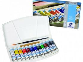 Набор акварельных красок VAN gogh - 12 цветов