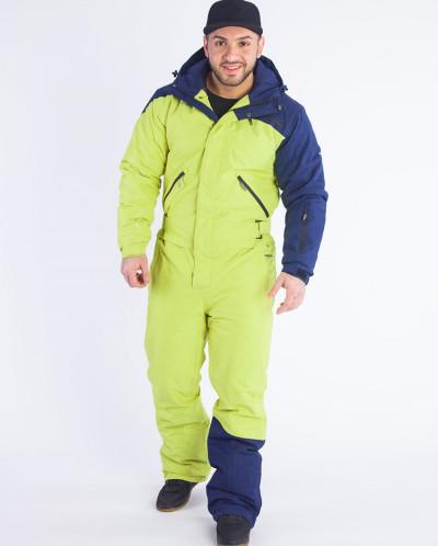 Комбинезон мужской Snow Headquarter A-8655, Жёлтый