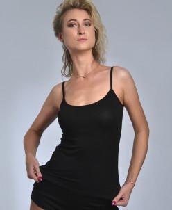 """Пижама с шортами """"НИКА"""" (чёрный №1)"""