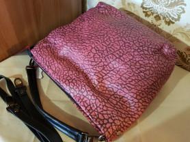 Новая стильная сумка Италия из натуральной кожи