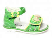 Открытые сандалии для девочек