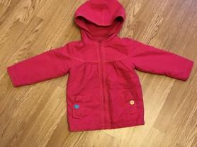 Легкая куртка-ветровка на флисе Woolworths 98 см