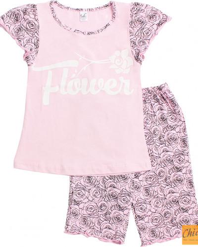 Пижама для девочек 0016-55-140