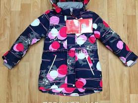 новая  куртка деми мембрана р 128