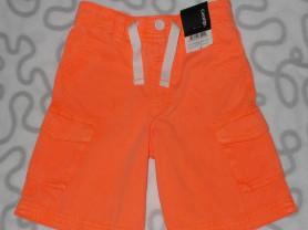 Новые шорты George, 98-104 см