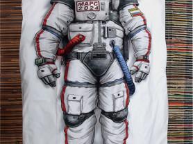 Детское 3D постельное белье для мальчиков