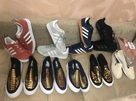Большой пристрой обуви от моей закупки