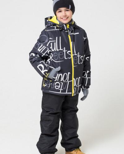 Комплект зимний для мальчика Крокид Crockid зима 19-20