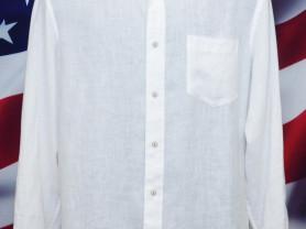 Рубашка, Nautica  лён