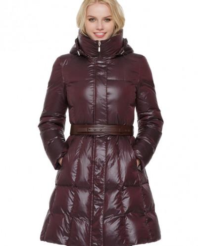 пальто женское (осень-зима) PLAXA