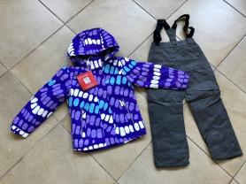 Демисезонные мембранные комплекты костюмы Malitutu
