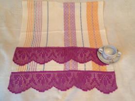 Полотенце-рушник ручной работы