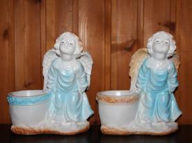 Кашпо ангелы