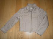 Куртка демисезонная, цвет бежевый