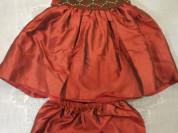Нарядное платье 74-80р.