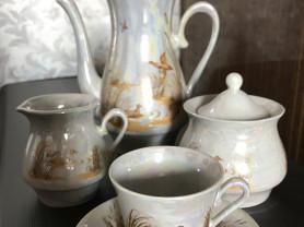 Чайный сервиз с утками