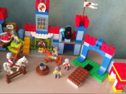 LEGO DUPLO Рыцарский турнир, Королевкая крепость