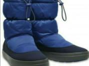Новые осенне-зимние сапоги Crocs, оригинал, до -15