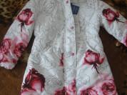 Новое демисезонное пальто Disvey 122