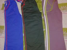 Трикотажные брюки новые