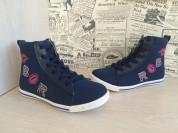 Демисезонные ботинки на девочек
