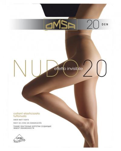 Колготки OMSA Nudo 20 den