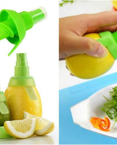Спрей для распыления сока цитрусовых фруктов