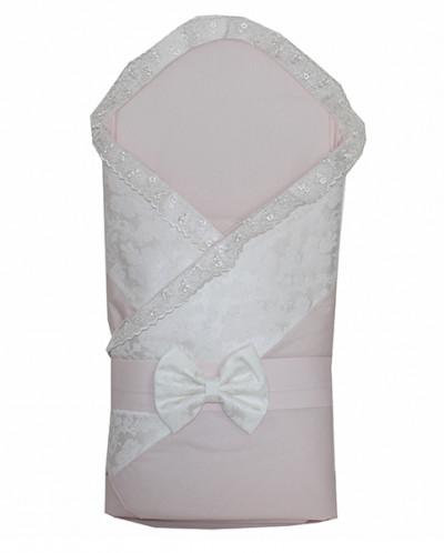 Конверт-одеяло Малыш Органза 70078.1 ECO Line Fabric розовый