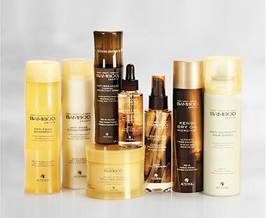Термозащитный спрей для волос Alterna
