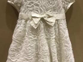 Брендовое нарядное платье aletta р 2/92