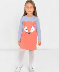 Платье детское Сестричка (интерлок)