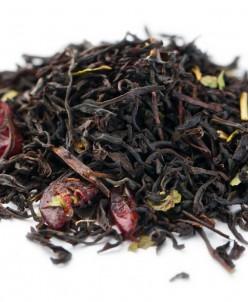 """Чай Gutenberg чёрный """"Дикая Вишня"""""""