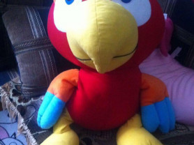 игрушка -попугай