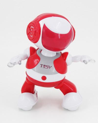 Танцующий робот Disco Robo Andy (Red)