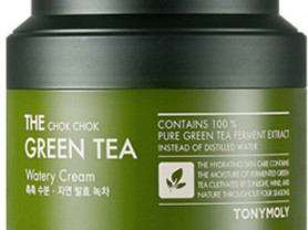 Крем для лица Tony Moly The Chok Chok Green Tea